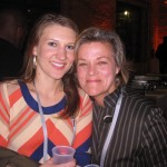 Sadie Tillary, Director of Programming and Peg Palmer, Executive Director